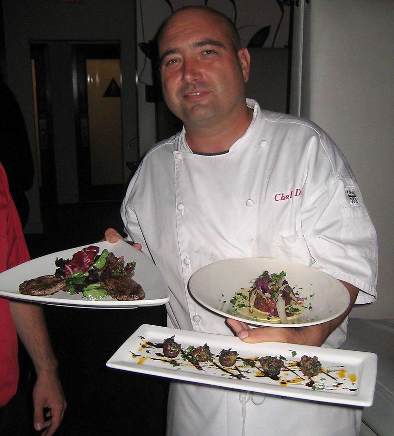 Chef & food