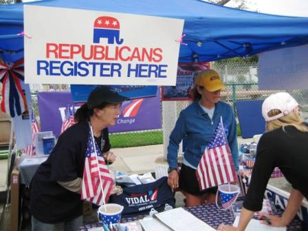 Republican booth2