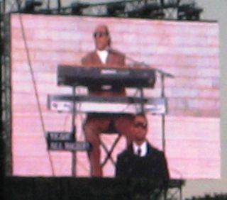 Stevie wonder & usher