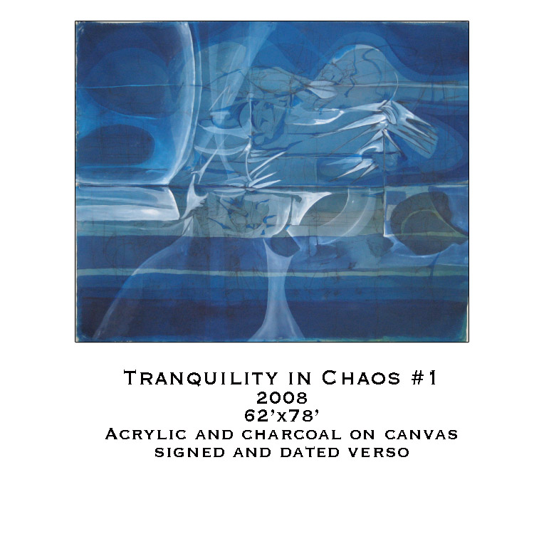 Tranquilty in Chaos #1 2008