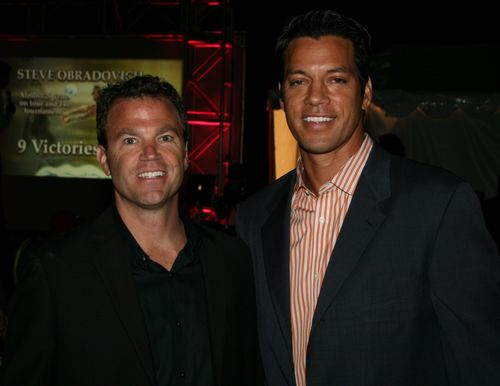 Brad Jacobson & Eric Fonoimoana