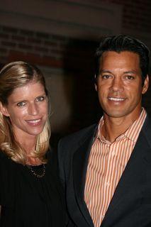 Eliza Cost & Eric Fonoimoana