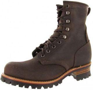 Logger shoe