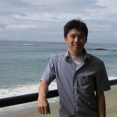 Joseph Yi VP Marketing Reward Me