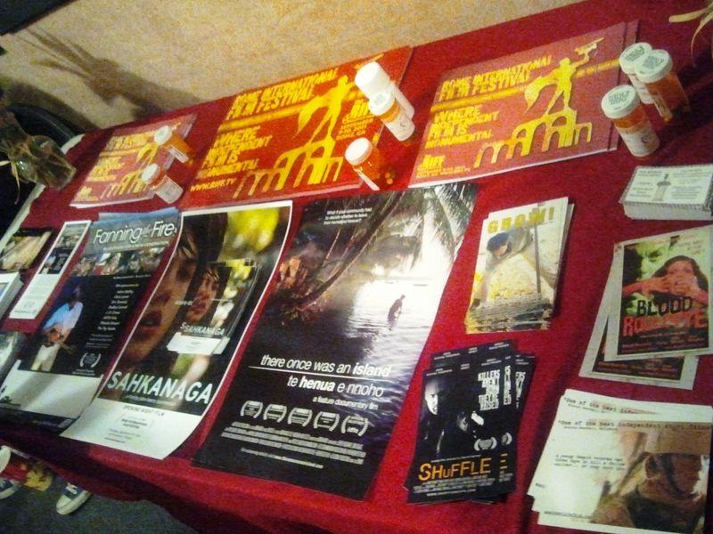 Festival brochures