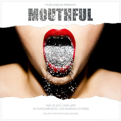 Mouthful-invite