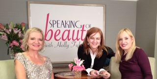 Speaking of Beauty with Holly Fulger, Laurel Stevens, Melinda Augustina, Holly Fulger