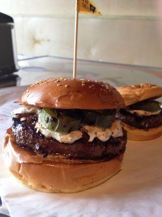Snookie Burger