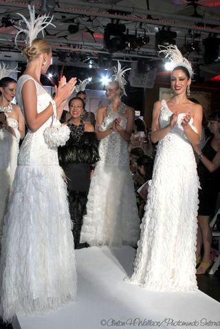 Sue Wong Fashion Show 24
