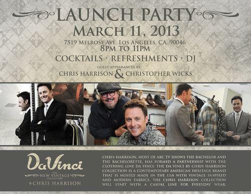 DaVinci_LaunchParty