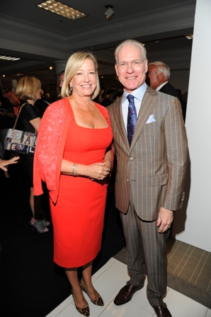 Bonnie Brooks & Tim Gunn