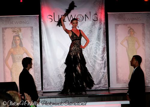 Sue Wong Fashion Show 22