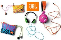 Roxy JBL Audio Gear