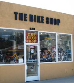 The_bike_shop
